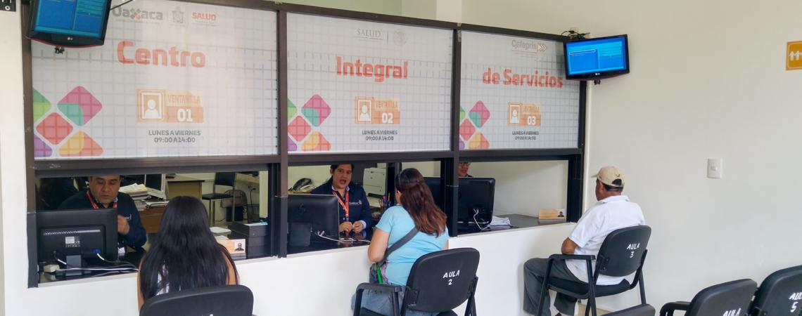 Recibe SSO reconocimiento por Centro Integral de Servicios.